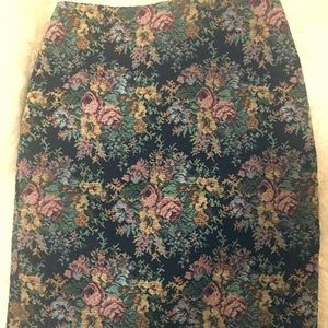 Line and Dot Skirt from Anthropologie